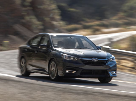 Image of Subaru Legacy 2.5