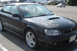 Picture of Subaru Legacy B4 RSK