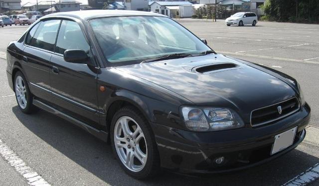 Image of Subaru Legacy B4 RSK