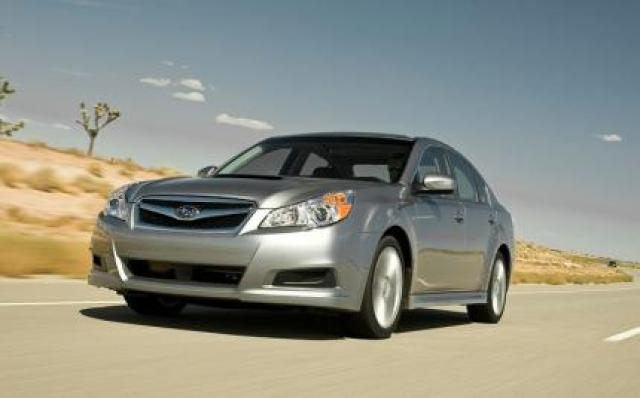 Subaru Legacy Gt Laptimes Specs Performance Data