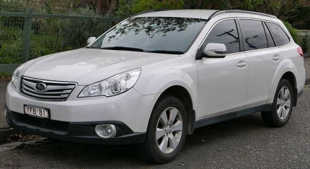 Image of Subaru Outback 3.6R