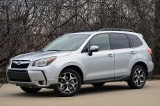 Subaru SJ Forester XT