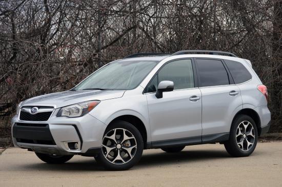Image of Subaru SJ Forester XT