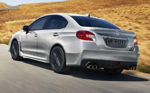 Photo of Subaru WRX