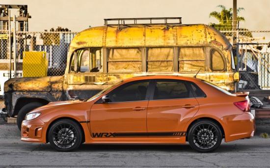 Image of Subaru WRX Special Edition