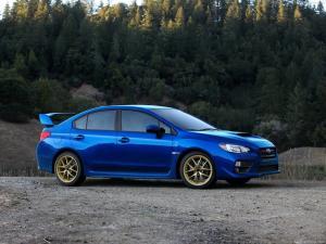 Photo of Subaru WRX STI