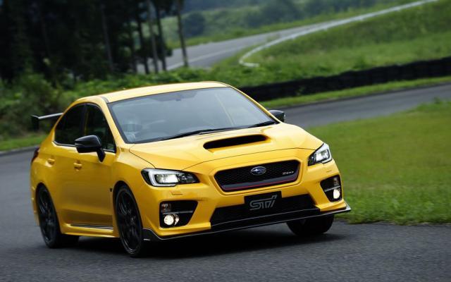 Ford Focus Rs Vs Sti >> Subaru WRX STI S207 laptimes, specs, performance data ...