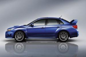 Picture of Subaru WRX STI sedan