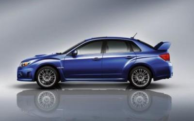 Image of Subaru WRX STI sedan