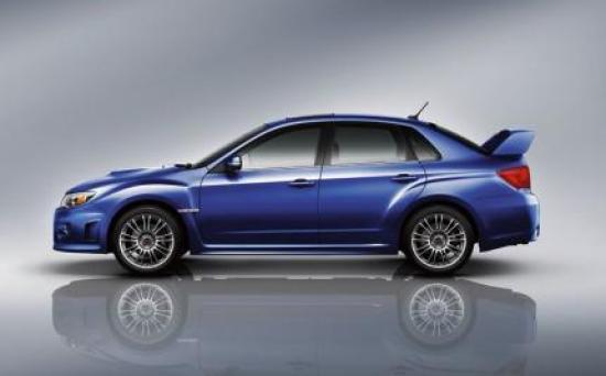 Image of Subaru WRX STI sedan