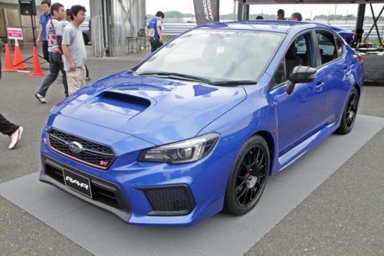 Image of Subaru WRX STI Type RA-R