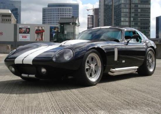 Image of Superformance Le Mans Coupe V8