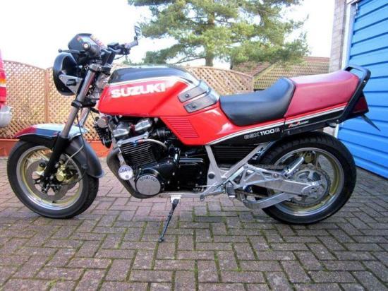 Image of Suzuki GSX 1100 EFE
