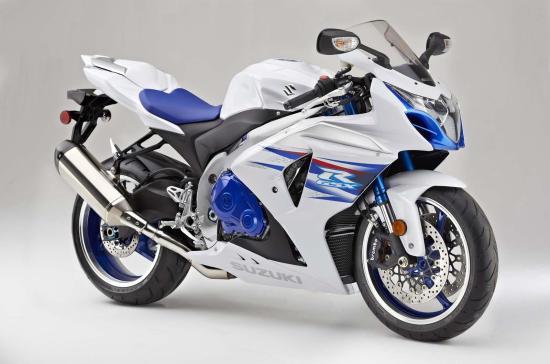 Image of Suzuki GSX-R 600