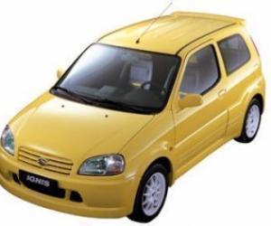 Picture of Suzuki Ignis Sport