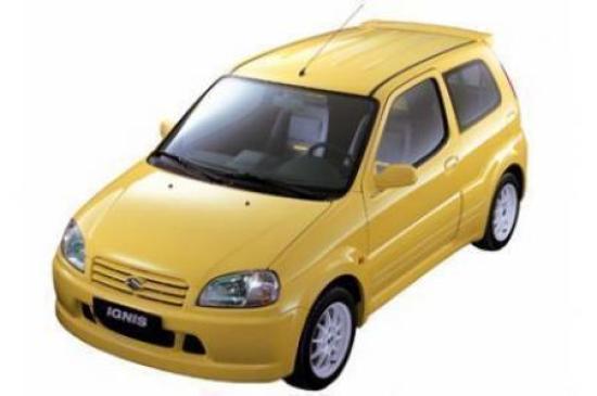 Image of Suzuki Ignis Sport