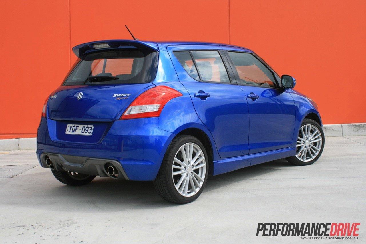 Audi Rs7 0-60 >> Suzuki Swift 1.6 Sport 136 PS specs, 0-60, quarter mile ...
