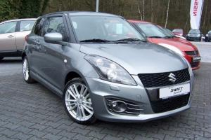 Picture of Suzuki Swift 1.6 Sport (136 PS)