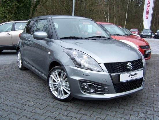 Image of Suzuki Swift 1.6 Sport