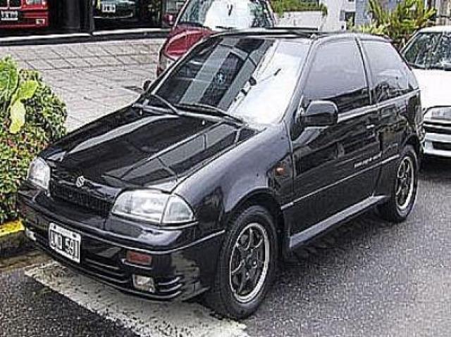 Image of Suzuki Swift GTi