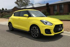 Picture of Suzuki Swift Sport (140 PS)