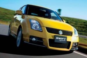 Picture of Suzuki Swift Sport