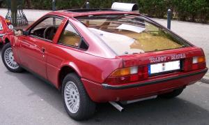 Photo of Talbot-Matra Murena S