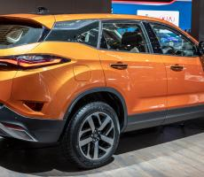 Picture of Tata Harrier