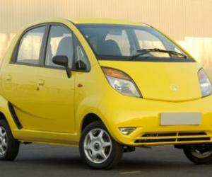 Picture of Tata Nano