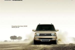 Picture of Tata Safari Dicor