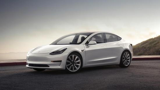 Image of Tesla Model 3 AWD Long Range