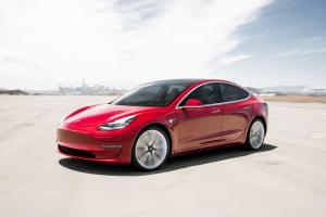 Picture of Tesla Model 3 Performance