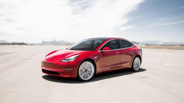 Image of Tesla Model 3 Performance