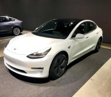 Picture of Tesla Model 3