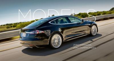 Image of Tesla Model S P85