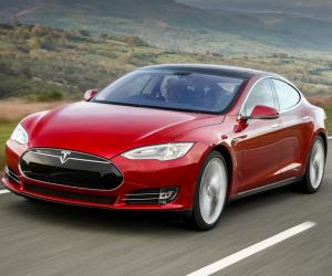 Picture of Tesla Model S P85D