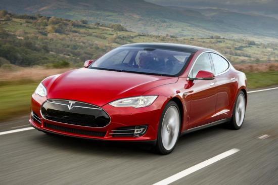 Image of Tesla Model S P85D