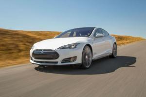 Photo of Tesla Model S P90D