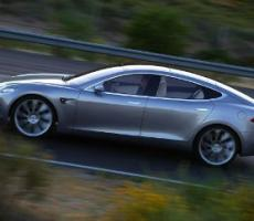 Picture of Tesla Model S P90D