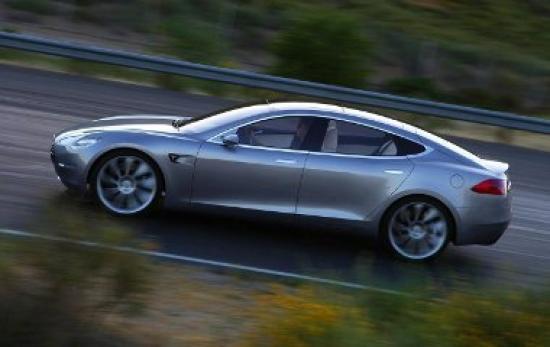 Image of Tesla Model S P90D