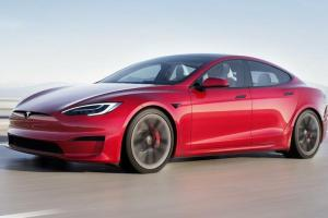 Picture of Tesla Model S Plaid