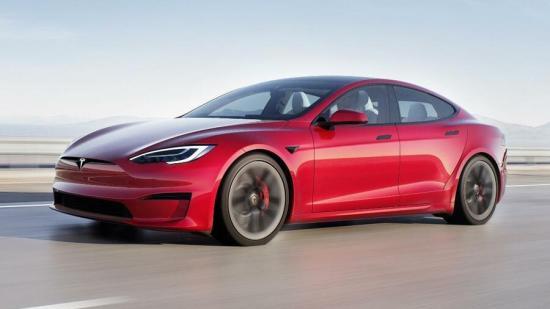 Image of Tesla Model S Plaid