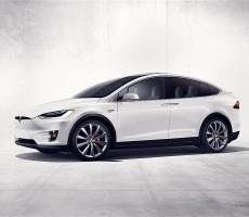 Picture of Tesla Model X 100D