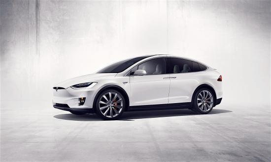 Image of Tesla Model X 100D