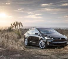 Picture of Tesla Model X P100D