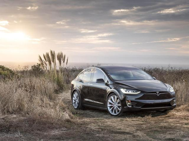 Image of Tesla Model X P100D