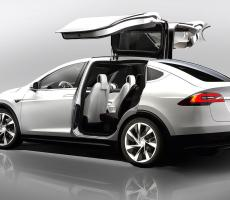 Picture of Tesla Model X P90D
