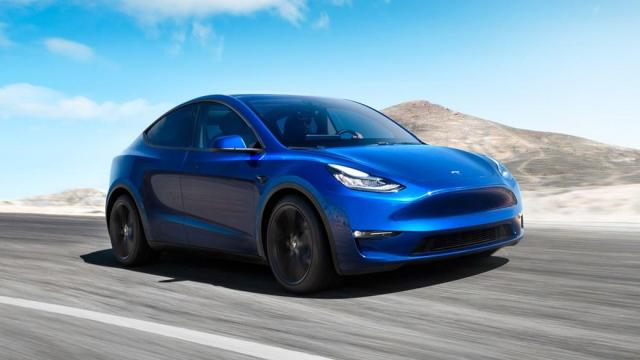 Image of Tesla Model Y Performance