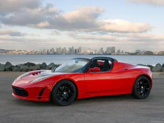Image of Tesla Roadster 2.5 Sport