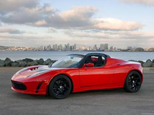 Image Of Tesla Roadster 2 5 Sport